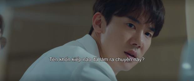 """Điên đảo vì """"nam thần Jung Won"""" làm nũng bạn thân, bồi thêm cơn sôi máu vì ca bệnh bạo hành ở Hospital Playlist tập 4 - Ảnh 1."""