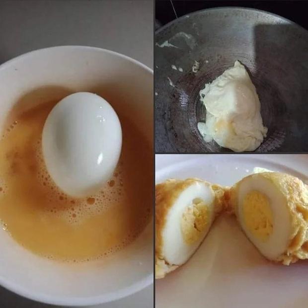 """Cạn kiệt thực phẩm vì ở trong nhà gần nửa tháng, dân mạng thế giới tìm ra đủ cách ăn trứng """"không đỡ nổi"""": một bữa ăn 3 món làm từ trứng! - Ảnh 4."""