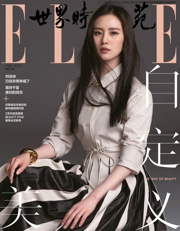 Ảnh tạp chí mới nhất của Lưu Thi Thi: Đang say đắm với vẻ đẹp không tì vết, kéo xuống ảnh cuối cùng Cnet hết hồn - Ảnh 2.