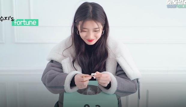 Tiết lộ tương lai của Suzy và Gong Yoo: Tiên đoán thế nào mà khiến nữ idol cười tít mắt, Yêu tinh xéo xắt đổi đáp án? - Ảnh 4.