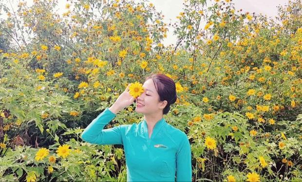 Nữ tiếp viên Vietnam Airlines dấn thân thử nghiệm thuốc điều trị Covid-19: Nếu lỡ về già mất trí nhớ thì 3 chữ Co-ro-na sẽ là thuốc chữa cho em - Ảnh 1.