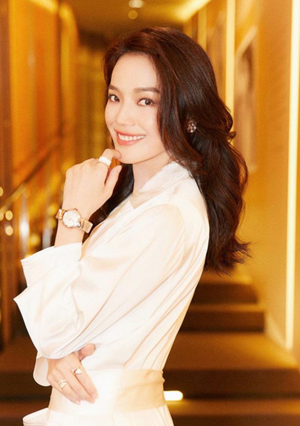 8 nàng thơ của Trương Quốc Vinh: Thư Kỳ thoát mác mỹ nhân 18+, Trương Bá Chi chưa khổ bằng chị đại sính ngoại bị cắm sừng - Ảnh 7.