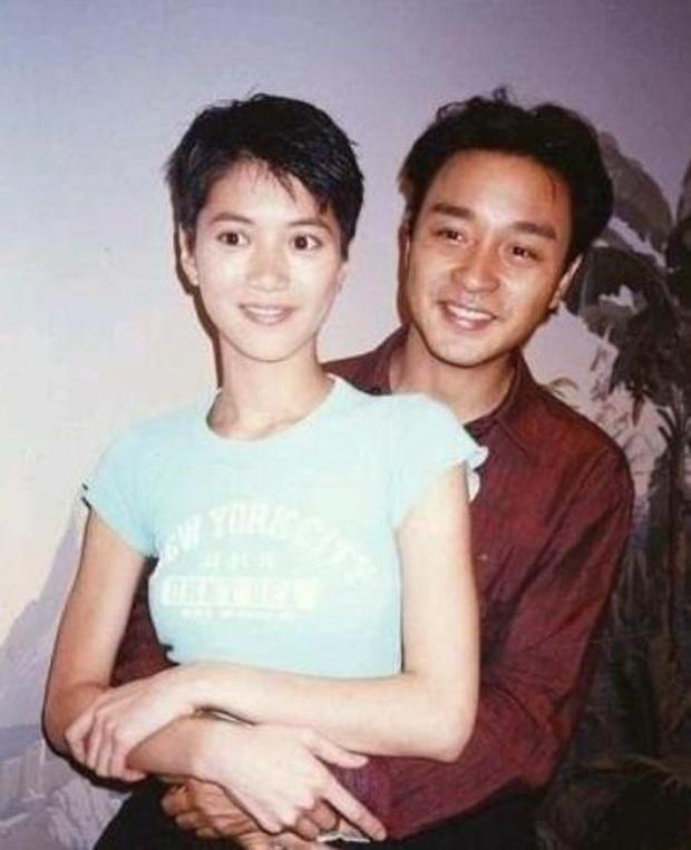 8 nàng thơ của Trương Quốc Vinh: Thư Kỳ thoát mác mỹ nhân 18+, Trương Bá Chi chưa khổ bằng chị đại sính ngoại bị cắm sừng - Ảnh 3.