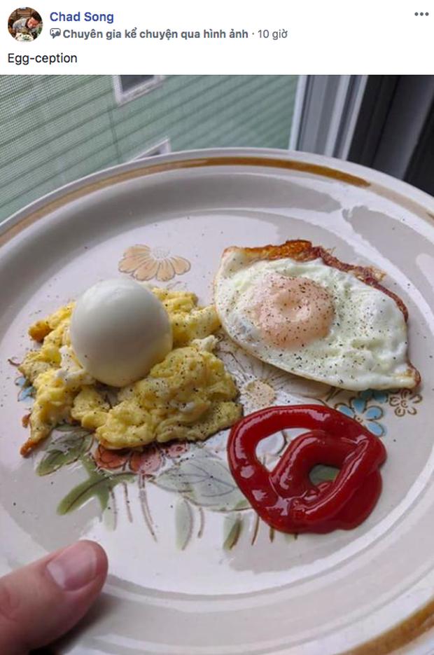 """Cạn kiệt thực phẩm vì ở trong nhà gần nửa tháng, dân mạng thế giới tìm ra đủ cách ăn trứng """"không đỡ nổi"""": một bữa ăn 3 món làm từ trứng! - Ảnh 6."""