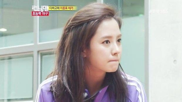 Song Ji Hyo trong thời kỳ đầu của Running Man: Không hổ danh nữ diễn viên được Yoo Jae Suk khen xinh đẹp nhất - Ảnh 2.