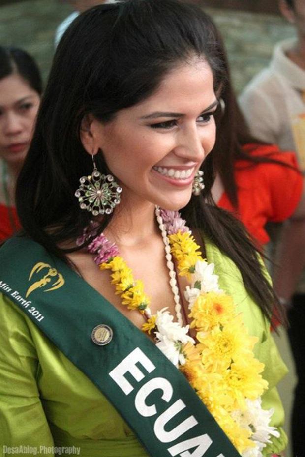 Miss Earth 2011 Olga Alava là Hoa hậu đầu tiên trên thế giới xác nhận dương tính với COVID-19 - Ảnh 5.