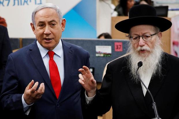 Bộ trưởng Y tế Israel mắc Covid-19, nhiều quan chức cấp cao phải cách ly - Ảnh 1.