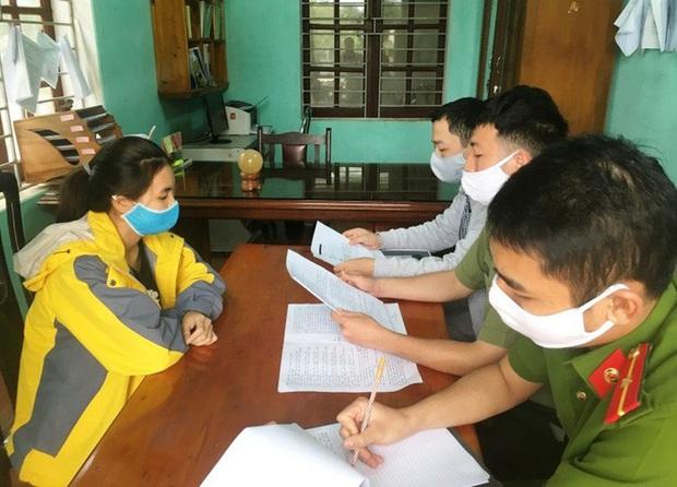 Xử lý cô gái tung tin công ty đóng cửa vì công nhân về từ ổ dịch Bạch Mai  - Ảnh 1.