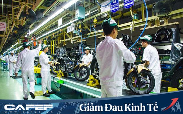 Honda Việt Nam tạm thời ngừng sản xuất từ 1/4: Bao người lao động sẽ dừng việc, chính sách hỗ trợ như thế nào? - Ảnh 1.