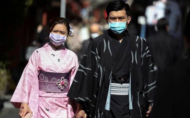 Số người nhiễm SARS-CoV-2 tại thủ đô Tokyo (Nhật Bản) tăng đột biến - Ảnh 1.