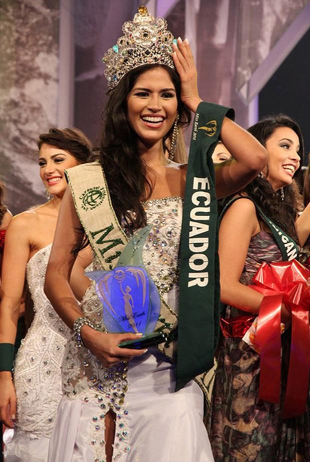Miss Earth 2011 Olga Alava là Hoa hậu đầu tiên trên thế giới xác nhận dương tính với COVID-19 - Ảnh 4.