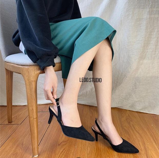 Ngọc Trinh bị chê kém duyên khi ngồi thử giày, các chị em chớ có mắc lỗi này khi mặc váy ngắn! - Ảnh 6.