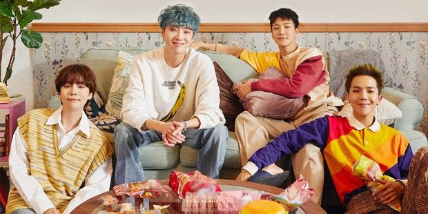 """Idol nam và nữ cuối cùng đạt No.1 BXH daily của Melon: Đều là """"gà"""" YG, BLACKPINK đỉnh nhưng nhóm đàn anh mới được Knet khen nức nở - Ảnh 2."""