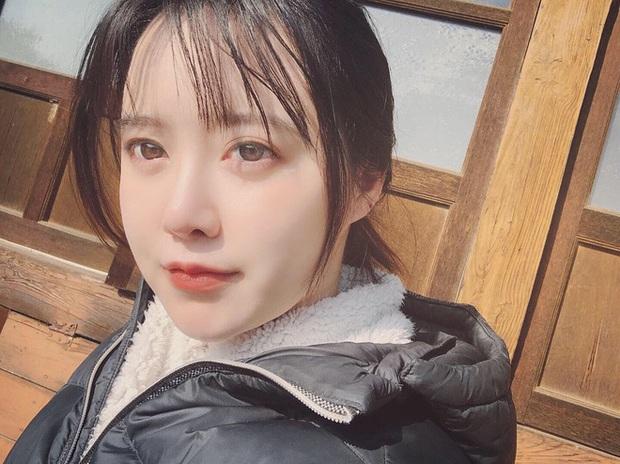 Nàng cỏ Goo Hye Sun tự tin khoe visual sau khi giảm 11kg, biểu cảm tươi tắn hiếm có hậu ly hôn gây chú ý - Ảnh 4.
