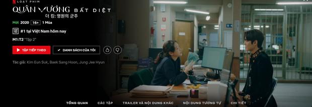Quân Vương Bất Diệt thống trị Netflix Đông Nam Á, độ hot của Kim Phân Lee Min Ho còn lan sang cả Bắc Mỹ - Ảnh 3.
