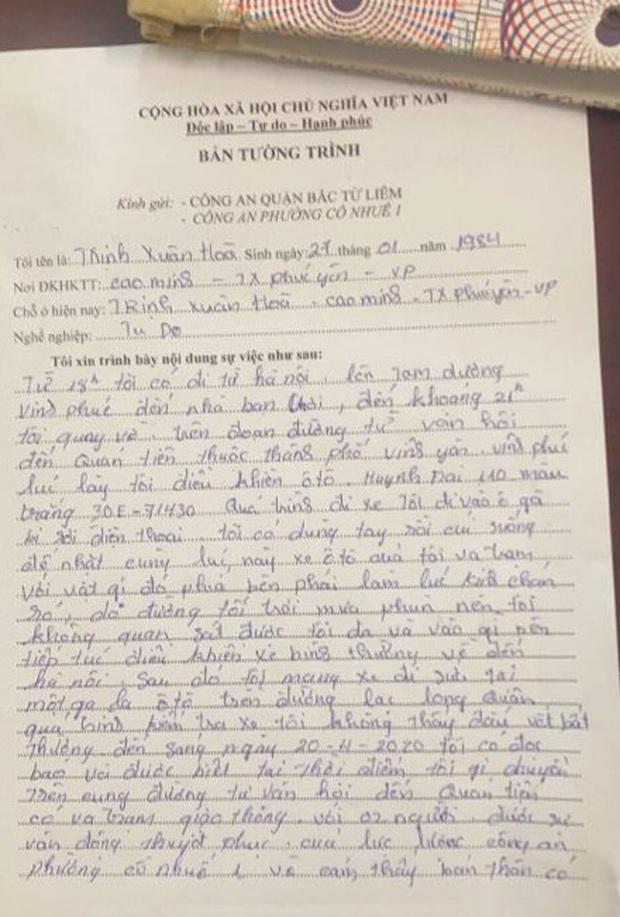 Lời khai của nam tài xế lái ô tô tông 2 chị em đi tập thể dục thương vong: Sáng hôm sau đọc báo mới biết mình gây tai nạn - Ảnh 2.