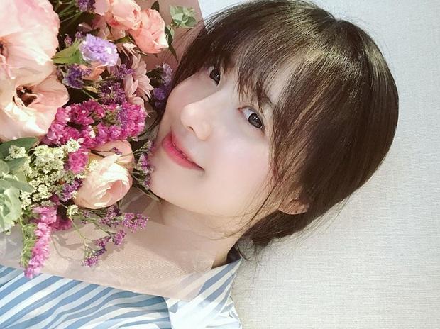 Nàng cỏ Goo Hye Sun tự tin khoe visual sau khi giảm 11kg, biểu cảm tươi tắn hiếm có hậu ly hôn gây chú ý - Ảnh 2.