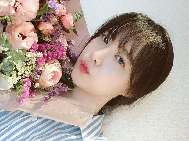 Nàng cỏ Goo Hye Sun tự tin khoe visual sau khi giảm 11kg, biểu cảm tươi tắn hiếm có hậu ly hôn gây chú ý - Ảnh 1.
