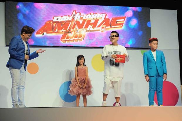 Nam Thư không đồng tình khi ca khúc Mắt biếc được thể hiện trong gameshow âm nhạc nhí - Ảnh 8.