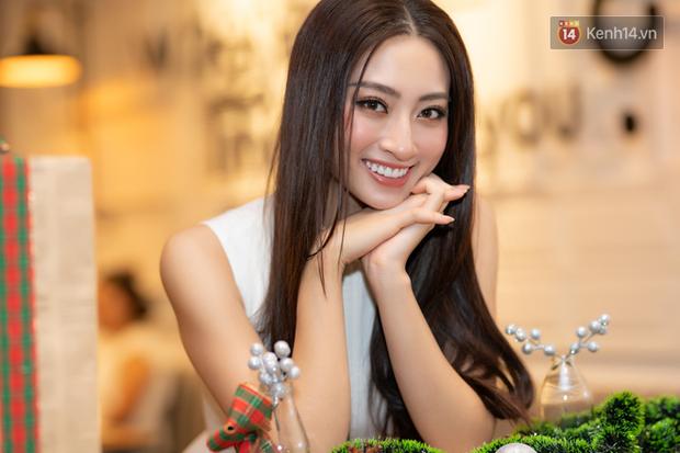 Minh chứng học vấn siêu khủng của Hoa hậu Lương Thuỳ Linh: Không chỉ IELTs 7.5 mà còn bằng khen điểm thi THPT của tỉnh Cao Bằng - Ảnh 2.