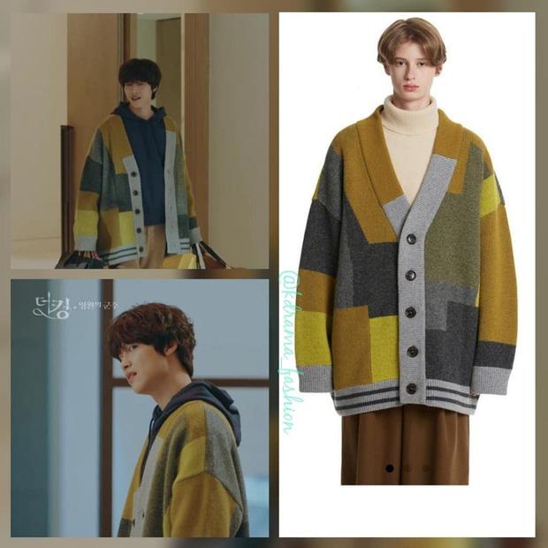 Xứng danh quân vương, Lee Min Ho diện nhiều đồ hiệu nhất phim, Kim Go Eun lại bị nữ phụ lấn lướt khoản váy áo - Ảnh 10.