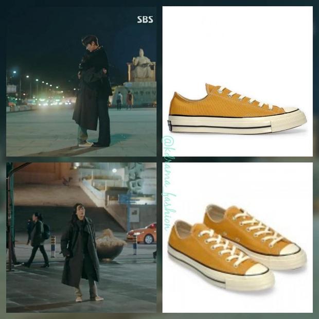 Xứng danh quân vương, Lee Min Ho diện nhiều đồ hiệu nhất phim, Kim Go Eun lại bị nữ phụ lấn lướt khoản váy áo - Ảnh 5.