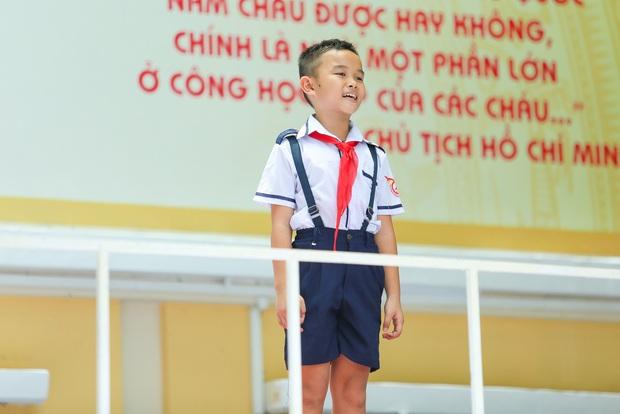 Công Vinh – Thủy Tiên hé lộ ước mơ của bé Bánh Gạo và chia sẻ hành trình thành công - Ảnh 4.