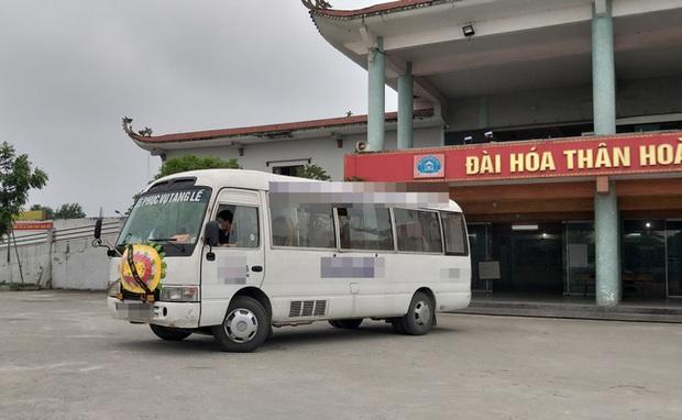 Kế sau Đường Nhuệ, nhiều cơ sở dịch vụ hỏa táng Nam Định đồng loạt lên tiếng tố cáo tình trạng bị bảo kê, phải nộp phí lên đến cả triệu đồng! - Ảnh 2.