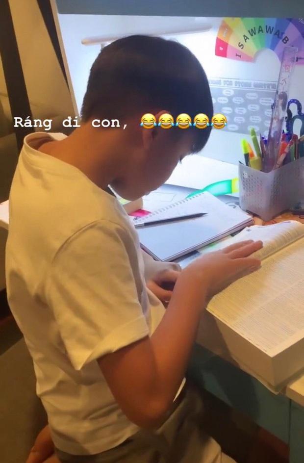 Mùa tránh dịch của rich kid Subeo: 10 tuổi vẫn bày biện chơi đồ hàng, quyết không quên nhiệm vụ quan trọng - Ảnh 7.