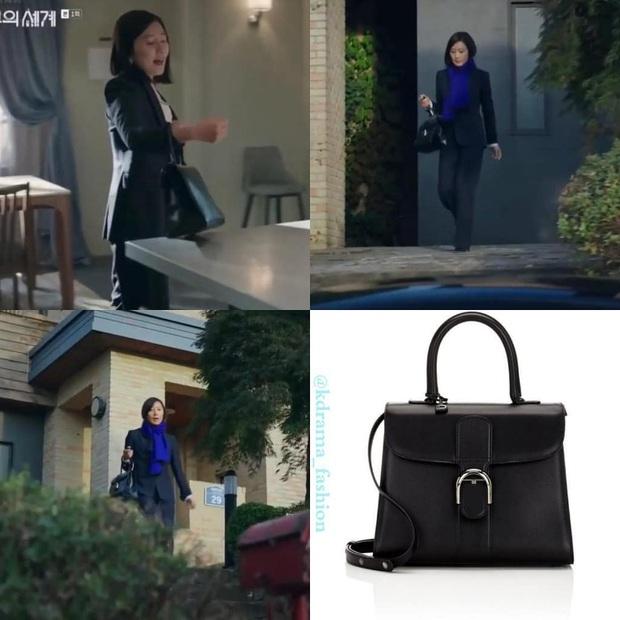 """BST túi của bà cả """"Thế Giới Hôn Nhân"""": Mỗi bộ chọn 1 túi khác nhau, xa xỉ nhất là túi Hermès gần 300 triệu - Ảnh 2."""