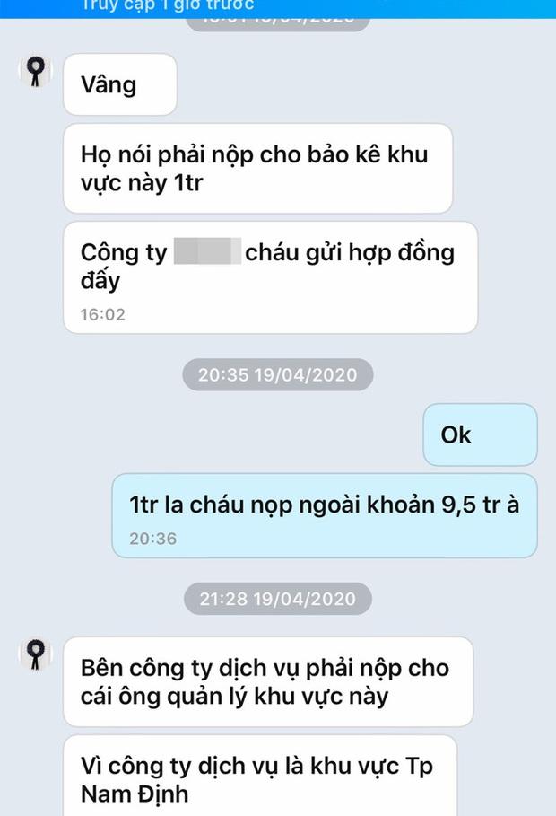 Kế sau Đường Nhuệ, nhiều cơ sở dịch vụ hỏa táng Nam Định đồng loạt lên tiếng tố cáo tình trạng bị bảo kê, phải nộp phí lên đến cả triệu đồng! - Ảnh 3.