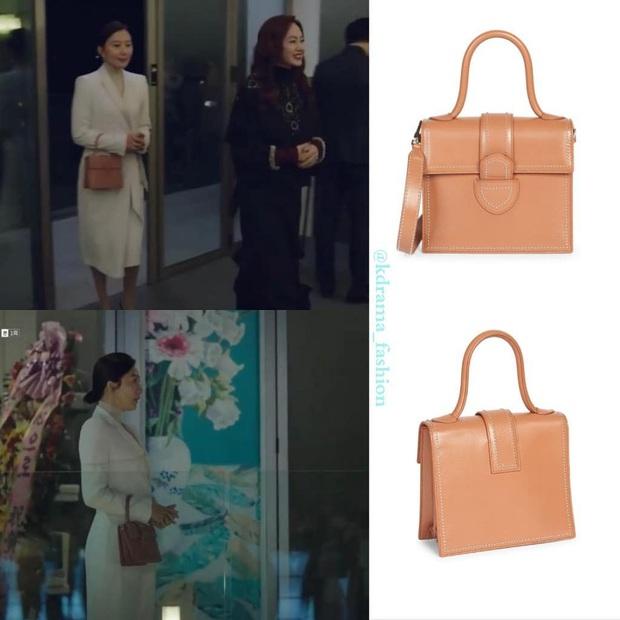 """BST túi của bà cả """"Thế Giới Hôn Nhân"""": Mỗi bộ chọn 1 túi khác nhau, xa xỉ nhất là túi Hermès gần 300 triệu - Ảnh 3."""