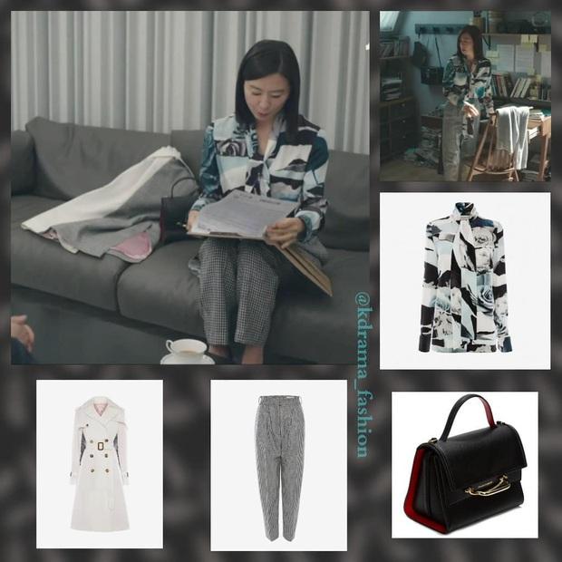"""BST túi của bà cả """"Thế Giới Hôn Nhân"""": Mỗi bộ chọn 1 túi khác nhau, xa xỉ nhất là túi Hermès gần 300 triệu - Ảnh 6."""