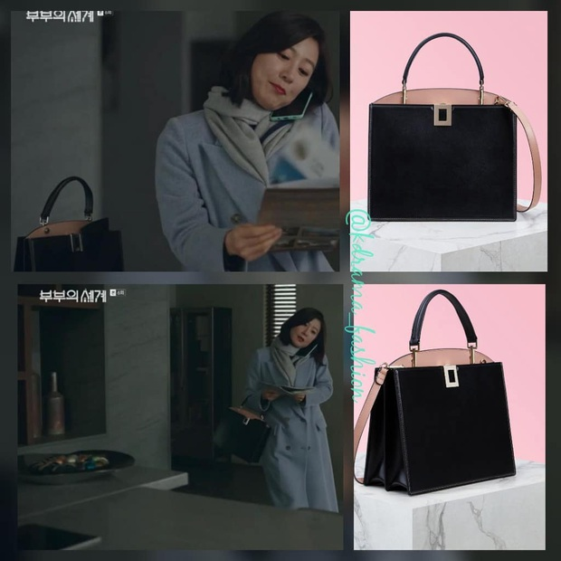 """BST túi của bà cả """"Thế Giới Hôn Nhân"""": Mỗi bộ chọn 1 túi khác nhau, xa xỉ nhất là túi Hermès gần 300 triệu - Ảnh 8."""