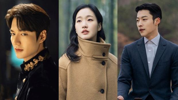 Quân Vương Bất Diệt thống trị Netflix Đông Nam Á, độ hot của Kim Phân Lee Min Ho còn lan sang cả Bắc Mỹ - Ảnh 5.