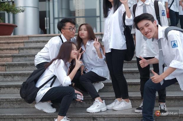 Trường ĐH đầu tiên thông báo thời gian đi học trở lại của sinh viên từ ngày 18/5 - Ảnh 1.