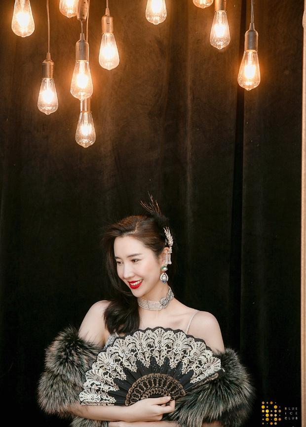Chân dung phu nhân chủ tịch Taobao vừa công khai dằn mặt Tuesday: Xinh đẹp, thần thái, sở hữu nguyên kho đồ hiệu hoành tráng - Ảnh 7.