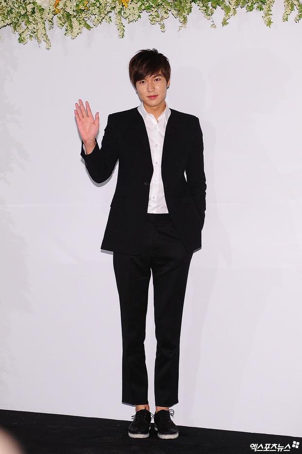 Hôn lễ quý tử phó chủ tịch tập đoàn KIA và mỹ nhân Bản tình ca mùa đông hot trở lại, Lee Min Ho và dàn khách khủng gây choáng - Ảnh 6.