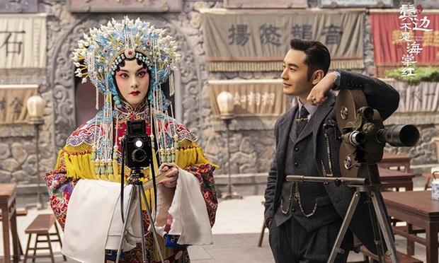 """NSX Bên Tóc Mai Không Phải Hải Đường Hồng tiết lộ ảnh casting vai """"bé thụ"""" của Huỳnh Hiểu Minh, ngạc nhiên chưa, thì ra anh mơ làm đào kép! - Ảnh 8."""