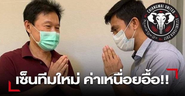 Tuyển thủ Thái Lan từng bỏ trốn vì nợ tiền: Được thu nhận cùng mức lương khủng, hứa làm lại cuộc đời từ bàn tay trắng - Ảnh 1.