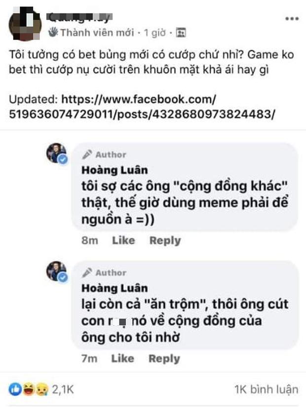 Nóng: BLV Hoàng Luân bực tức khi bị cộng đồng Dota 2 tố ăn cắp meme, lại có drama LMHT với Dota 2? - Ảnh 2.