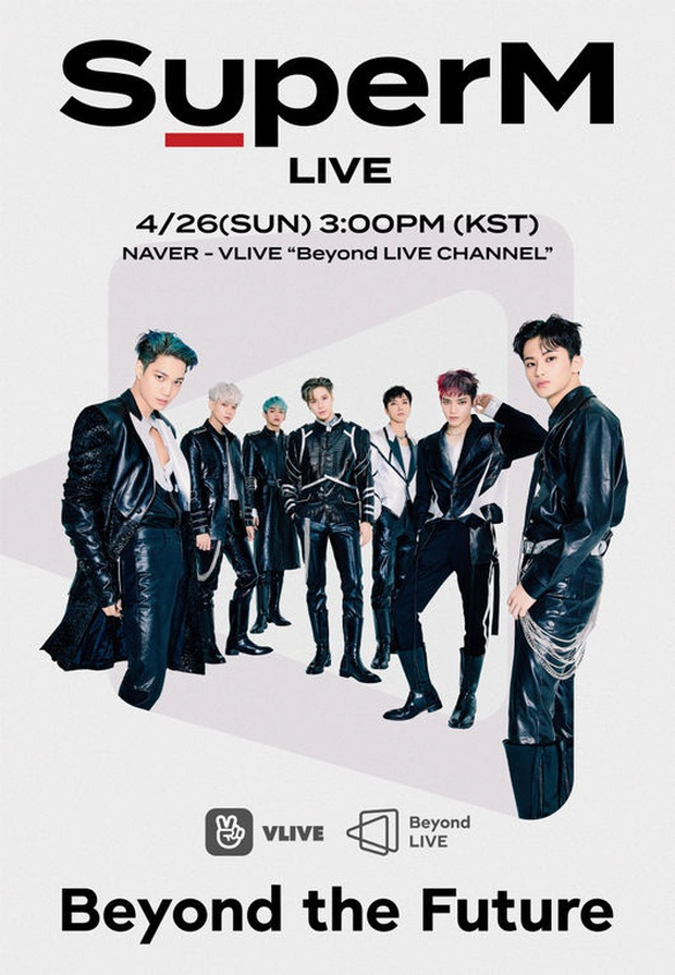 SM tuyên bố mở ra 1 kỷ nguyên mới cho live concert phát sóng online trả phí, SuperM cùng loạt unit của NCT chính là những nghệ sĩ tiên phong - Ảnh 2.
