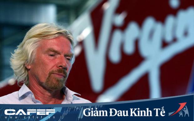 Tỷ phú Richard Branson cầu cứu chính phủ, thế chấp đảo riêng khi Virgin Air khó có thể sống sót qua khủng hoảng Covid-19 - Ảnh 1.