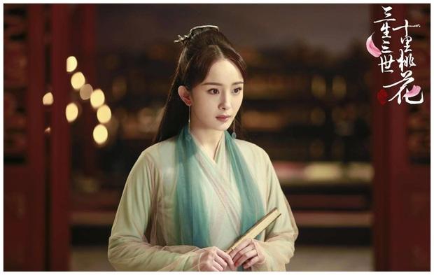 Visual khó quên khi mỹ nhân mặc đồ cổ trang: Lưu Thi Thi - Triệu Lệ Dĩnh đẹp kinh diễm nhưng khó lật đổ Dương Mịch - Ảnh 2.