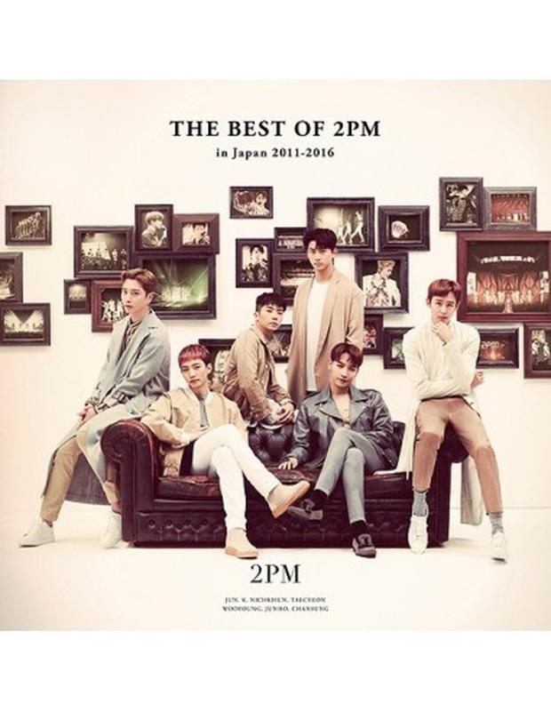 Album Nhật tháng 3 của nghệ sĩ Kpop: MAMAMOO bị nhóm nữ concept rùng rợn vượt mặt, em trai TWICE gấp 4 lần thành tích đàn anh chung nhà - Ảnh 9.