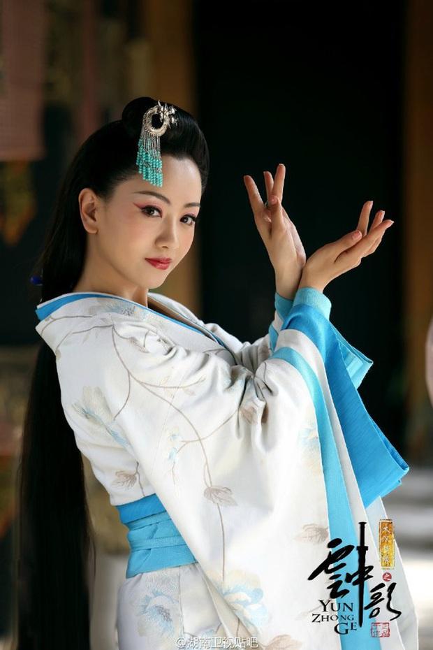 Visual khó quên khi mỹ nhân mặc đồ cổ trang: Lưu Thi Thi - Triệu Lệ Dĩnh đẹp kinh diễm nhưng khó lật đổ Dương Mịch - Ảnh 13.