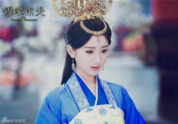 Visual khó quên khi mỹ nhân mặc đồ cổ trang: Lưu Thi Thi - Triệu Lệ Dĩnh đẹp kinh diễm nhưng khó lật đổ Dương Mịch - Ảnh 15.