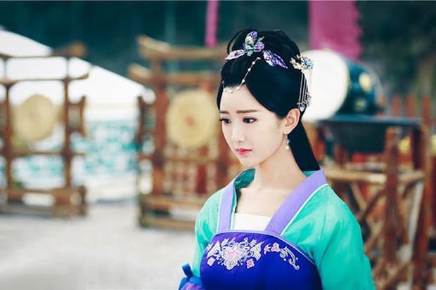 Visual khó quên khi mỹ nhân mặc đồ cổ trang: Lưu Thi Thi - Triệu Lệ Dĩnh đẹp kinh diễm nhưng khó lật đổ Dương Mịch - Ảnh 16.