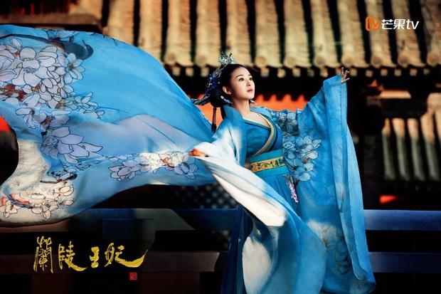 Visual khó quên khi mỹ nhân mặc đồ cổ trang: Lưu Thi Thi - Triệu Lệ Dĩnh đẹp kinh diễm nhưng khó lật đổ Dương Mịch - Ảnh 17.