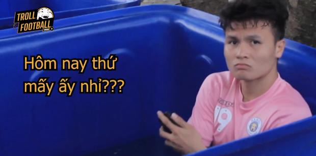 Video troll cười bể bụng: Những sang chấn tâm lý của cầu thủ Việt trong mùa dịch Covid-19 - Ảnh 3.